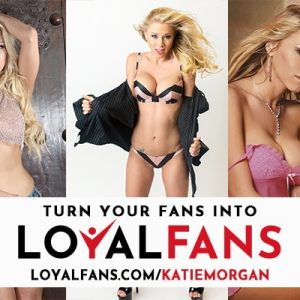Katie Morgan on Loyalfans