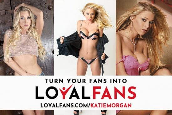Katie Morgan on Loyalfans