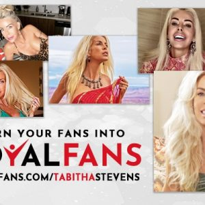 Tabitha Stevens on Loyalfans