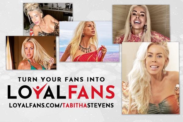 Tabitha Stevens on Loyalfans