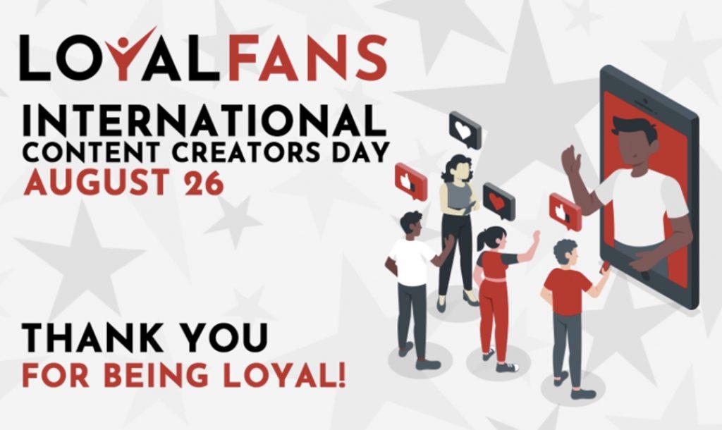 International Content Creators Day 2021